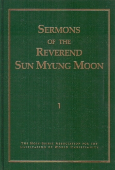 Sermons of the Rev. Sun Myung Moon