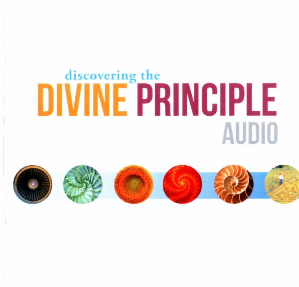 Discovering the Divine Principle - Audio CD